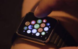 苹果屏下指纹技术曝光,Apple Watch首次...
