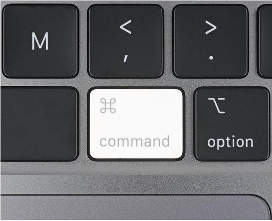 苹果新款16英寸的MacBook Pro采用了剪刀结构的键盘设计