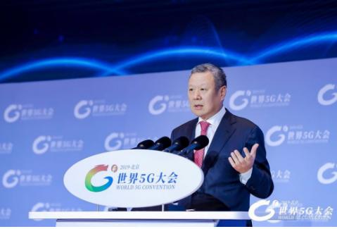 中国联通在未来将与合作伙伴携手共创5G合作共赢的...