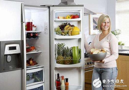 各大巨头悄然发力 将推进智能冰箱的发展