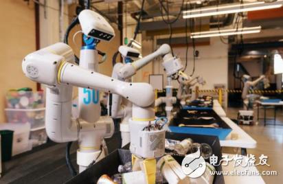 Everyday Robot项目启动 意在开发通用学习机器人
