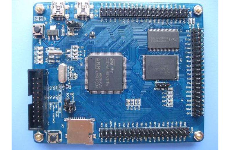 STM32F405xx和STM32F407xx系列芯片的中文资料免费下载