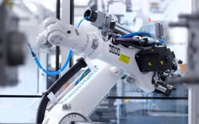 高精密RV减速器在工业机器人应用中的重要性