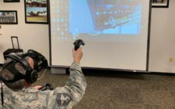 初创公司Vinci利用VR技术来帮助美国军队训练...