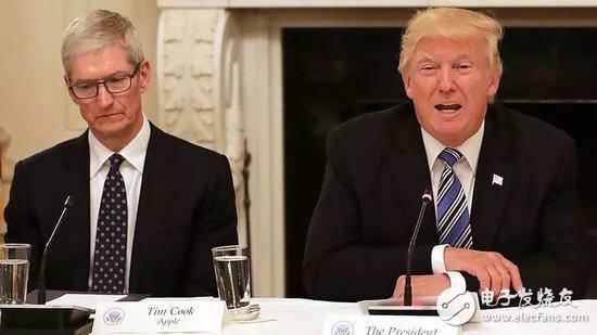 美国总统有意让苹果研发5G网络基础设施,加快部署5G服务