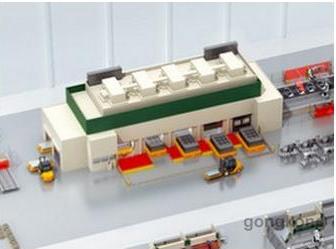 賽加得傳感器在機床加工自動化生產車間中的應用解析