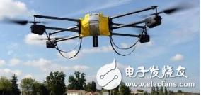 随着科技的发展 无人机的更多用途被发掘