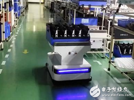 MiR自主移動機器人打開新局面 賦能內部物流創新發展