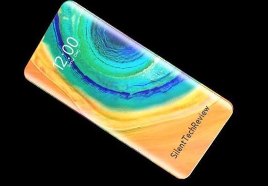 华为5G手机新产品,麒麟1000+五摄+真全面屏