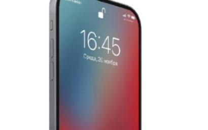 iPhone新款5G手机曝光,搭载苹果A14但是没有刘海