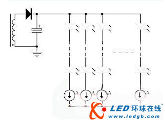 LED分布式恒流架构技术的应用原理解析