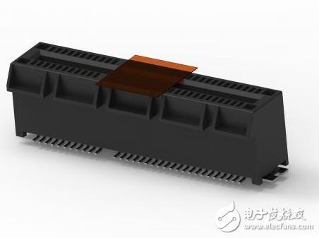 PCIe Gen 4卡边缘连接器符合行业规范 支持16 Gbps的高速数据传输