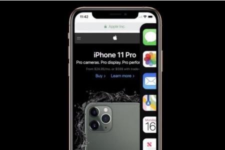 苹果操作系统iOS14被提前曝光,整体设计更加人性化