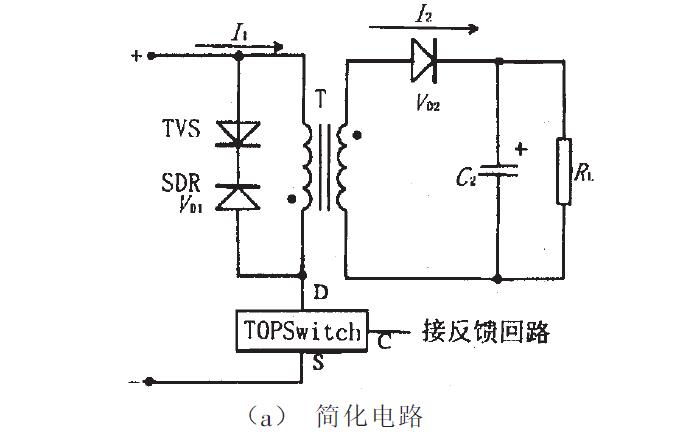 單片開關電源的電磁兼容性設計及EMI濾波器的電路設計詳細說明