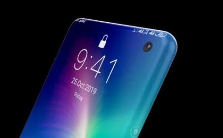 苹果5G手机的标杆作品,A14+瀑布屏+双模5G