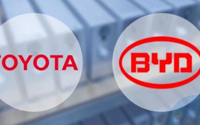 丰田不止看中比亚迪质量 更看中比亚迪的技术