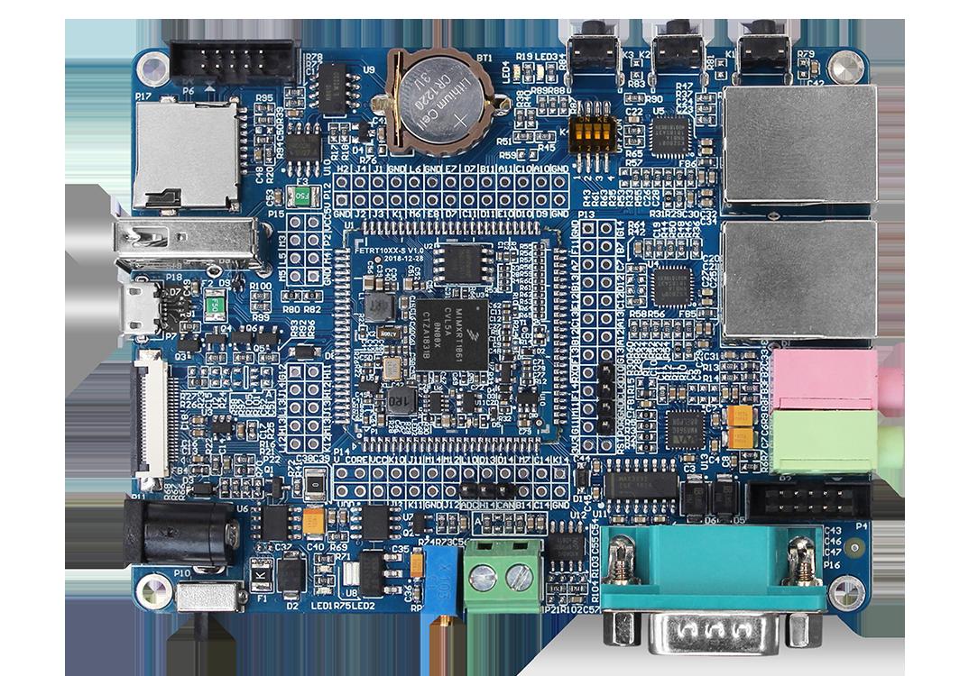 基于i.MX RT1061处理器的OK1061-S开发板介绍