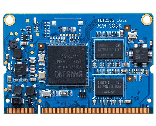 飞凌嵌入式FET210-A核心板简介