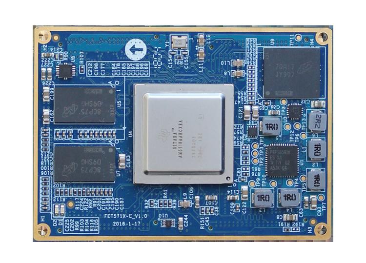 飞凌嵌入式FET5718-C核心板简介