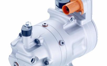 皮尔博格成功研发出一款电动汽车专用的空调压缩机
