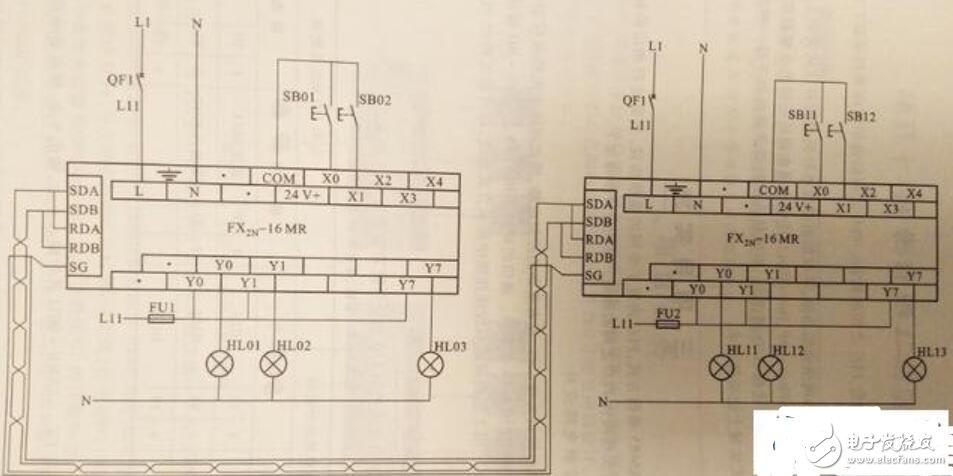 PLC与PLC之间的通信方式设置