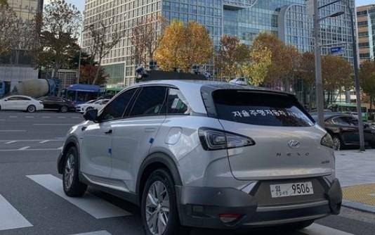 现代与首尔政府合作城市自动驾驶移动出行平台