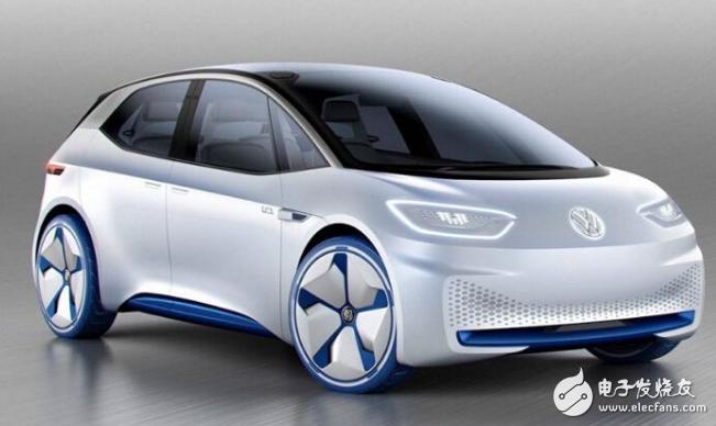 随着新能源车的占比将越来越重 新能源停车市场将是...