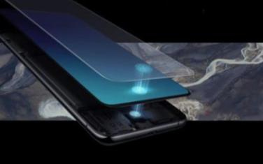新款iPhone最新曝光,将采用屏下指纹触控技术