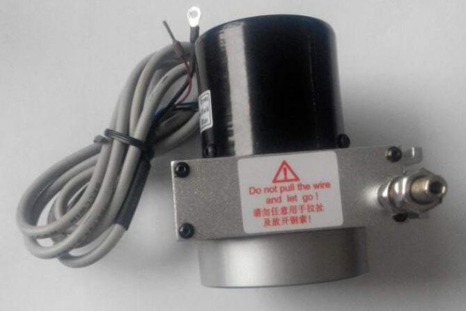 拉绳式位移传感器怎么维修