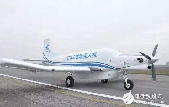 货运无人机使得运输更加灵活方便 或将颠覆快递行业