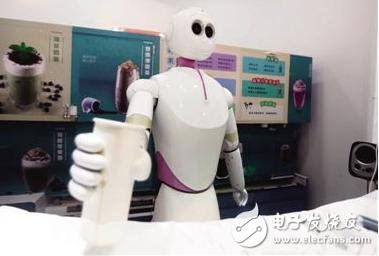 智能茶吧吸引大家关注 机器人推动了智能餐饮的发展