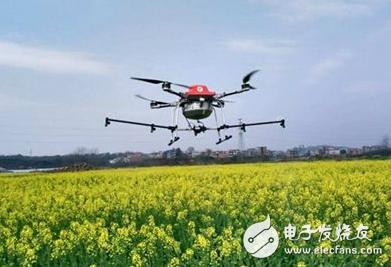 从消费级航拍市场到行业应用市场 无人机的竞争已经...