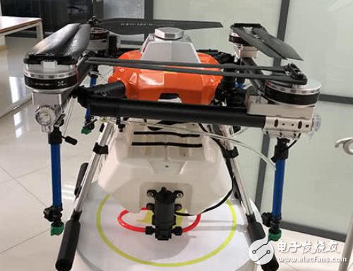 飞鲨X16植保无人机亮相 实际载重达16KG