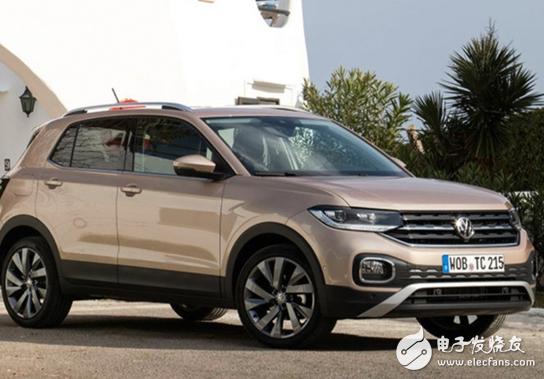 大众新款SUV车型信息曝光 最新1.5T涡轮增压发动机成亮点