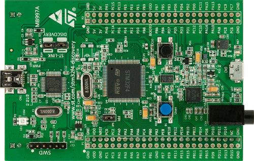 怎样将STM32F4xx标准外围设备库与MikroC Pro for ARM集成