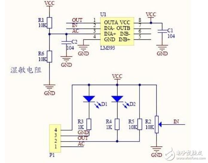 什么叫湿敏电阻_湿敏电阻hr202使用指南