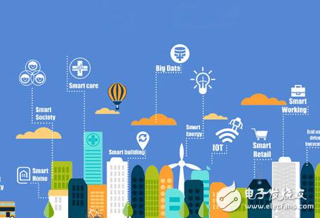 5G赋能智慧城市 或将带来时空数据大爆炸