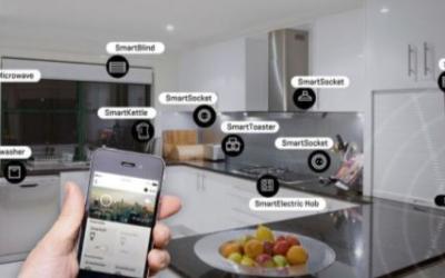 万物互联时代,智能家居应用着哪些无线技术