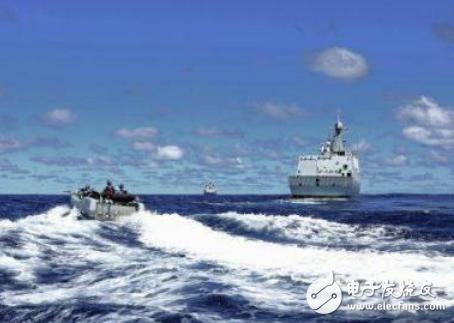 大连开展无人机海上巡航监管活动 全面掌握海上污染...