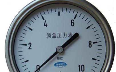 仪器仪表是工业自动化控制系统中的脉搏