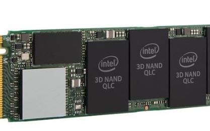 英特尔665p SSD正式推出,暂时只有1TB的...