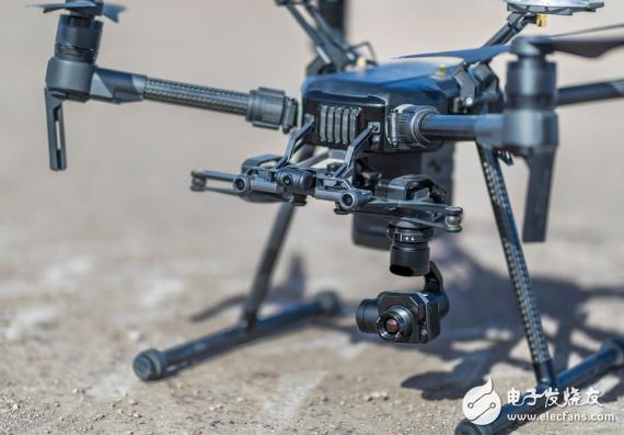 警察无人机在新罕布什尔州镇部署 可以从空中200英尺处拍摄红外照片