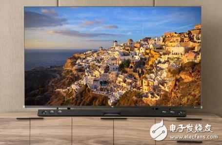 5G+8K的大屏电视时代 大屏电视的观看体验更好
