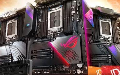 华硕发布TRX40系列主板,将是32核锐龙的最佳搭档