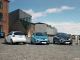 雷诺ZOE取消电池租赁,为了提高购买竞争力
