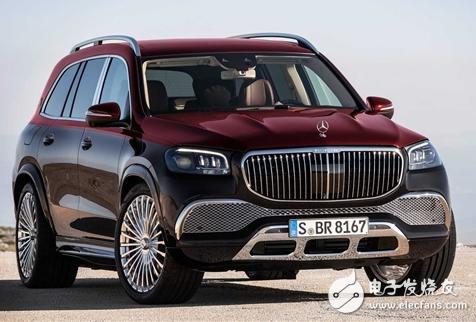 迈巴赫GLS迎来全球首秀 奔驰最豪华SUV中国首发