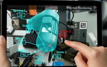 VR/AR技术在公用事业领域的应用呈逐渐上升的趋...