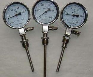 如何选择双金属温度计