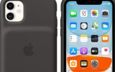 苹果iPhone 11推出智能电池壳,支持无线充电功能