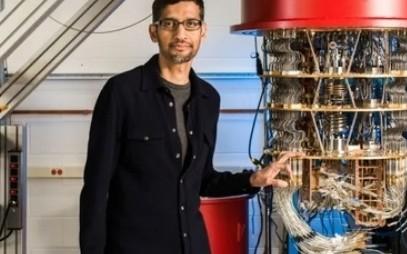 量子计算机超越了传统超级计算机性能